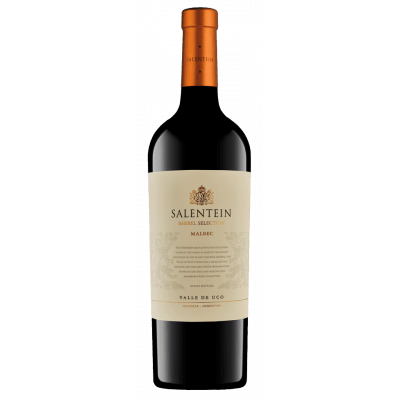 Salentein Barrel Selection Malbec (half flesje)