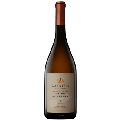Salentein Single Vineyard Los Nogales Vineyard San Pablo Sauvignon Blanc
